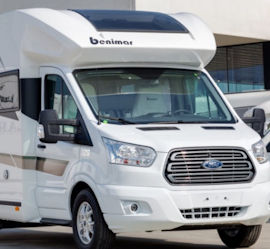 Ford Benimar Cocoon 463