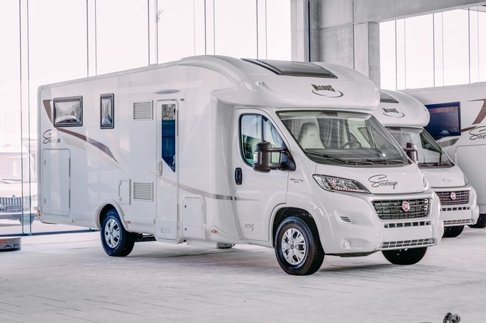 Motorhomes Mclouis 473 Sovereign